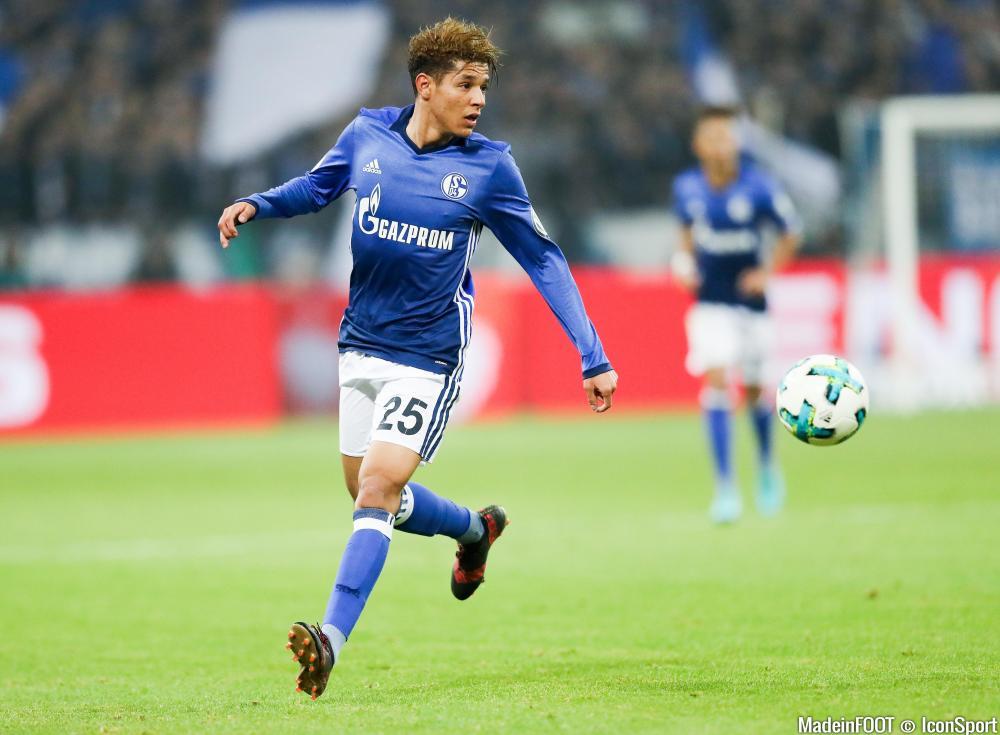 Harit avec Schalke