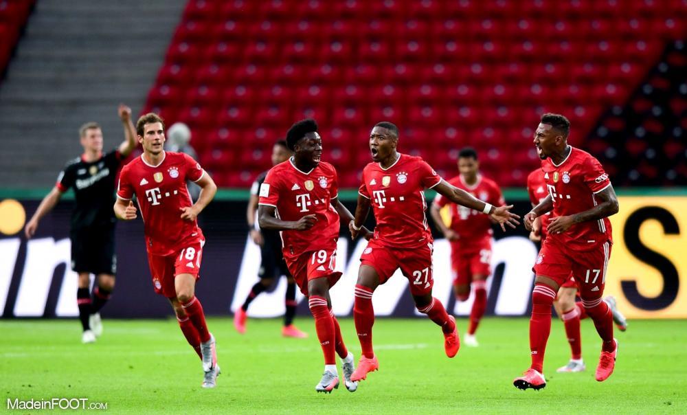 Le Bayern devrait être (presque) au complet pour son match face à l'OM