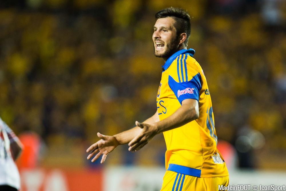 André-Pierre Gignac compte poursuivre l'aventure avec les Tigres de Monterrey