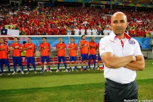 Jorge Sampaoli, le nouvel entraîneur de l'Olympique de Marseille.