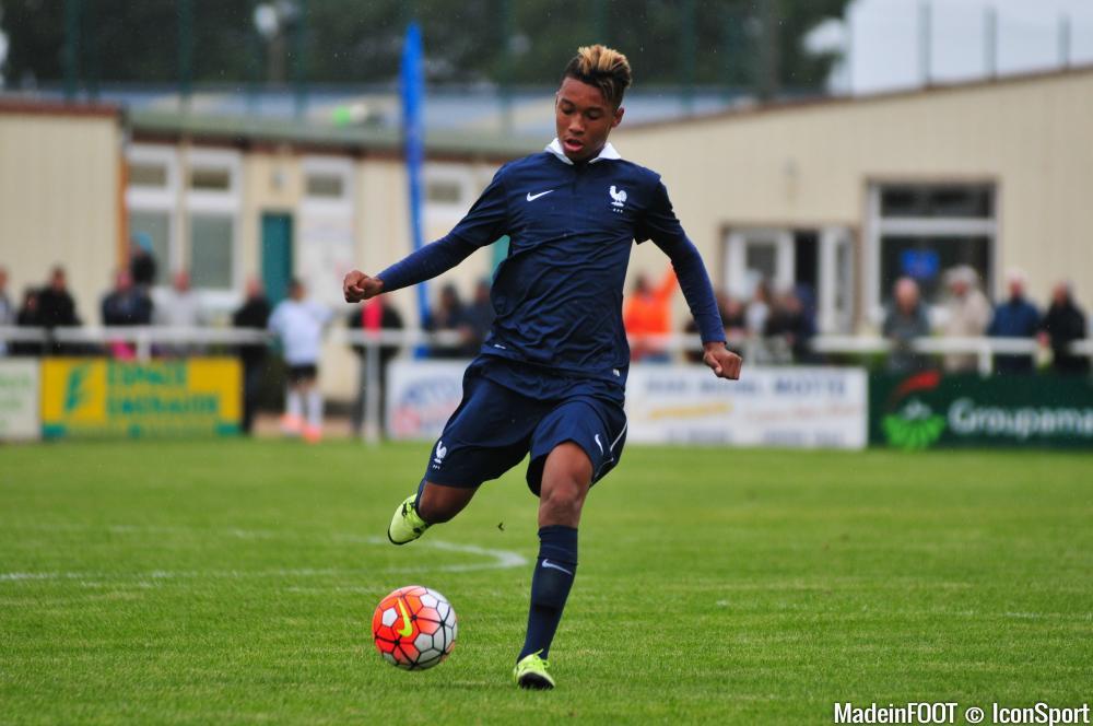 Boubacar Kamara bientôt pro à seulement 16 ans ?