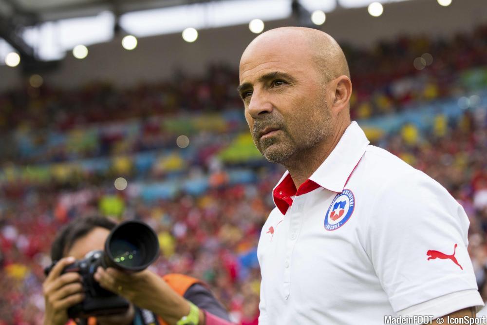 Jorge Sampaoli, ancien sélectionneur du Chili