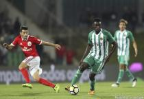 Vila do Conde, 08/26/2017 - Rio Ave Futebol Clube, received this evening the Sport Lisboa e Benfica, in the Stadium of Arcos, in game to count for the 4th day of the I Liga 2017/18. Pizzi; Pele