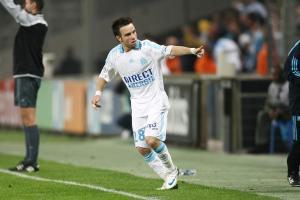 Valbuena est heureux de revenir à Marseille