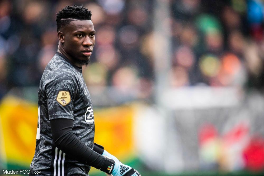 André Onana souhaite quitter l'Ajax Amsterdam.
