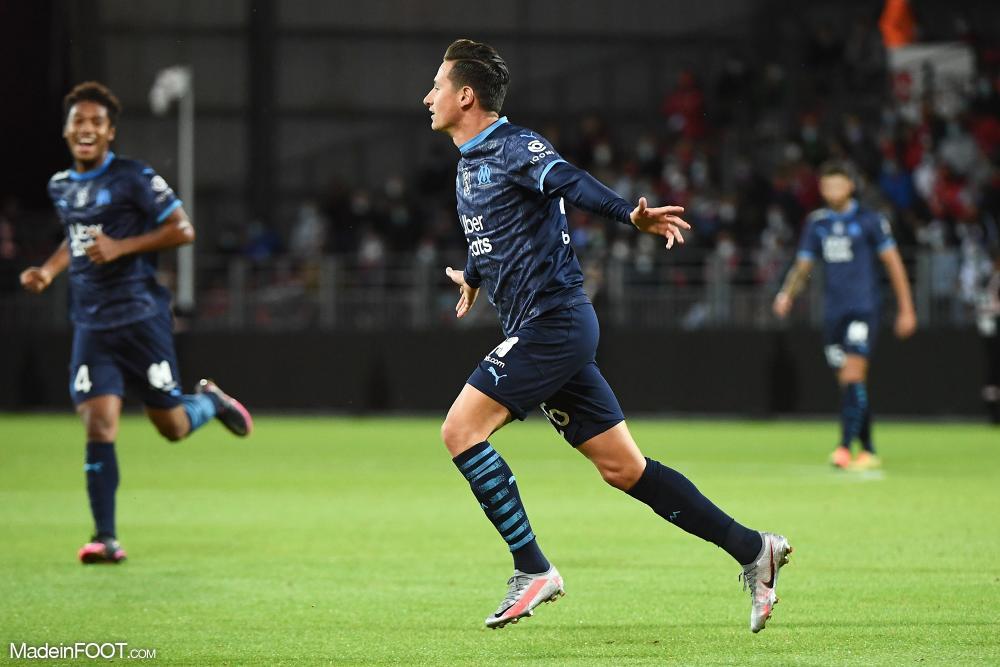 Les compos officielles du match entre le FC Lorient et l'Olympique de Marseille.