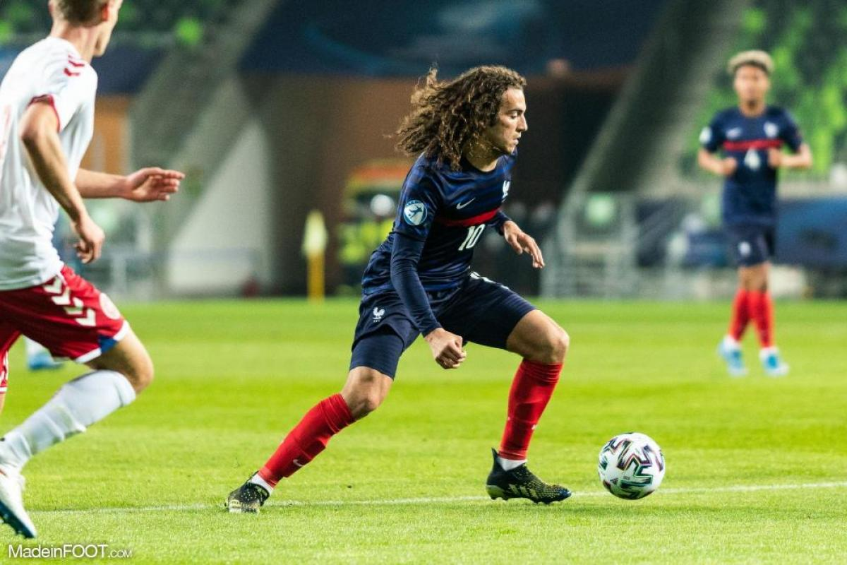 L'équipe de France affrontait la Belgique ce jeudi soir en demi-finale de la Ligue des Nations