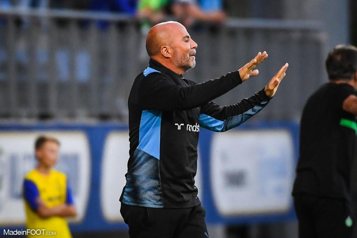 En conférence de presse, Jorge Sampaoli a refusé d'être comparé à Marcelo Bielsa
