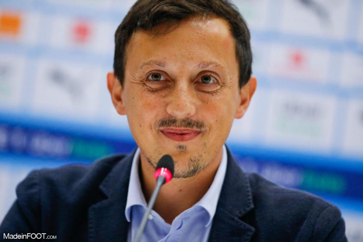 Pablo Longoria présente ses idées