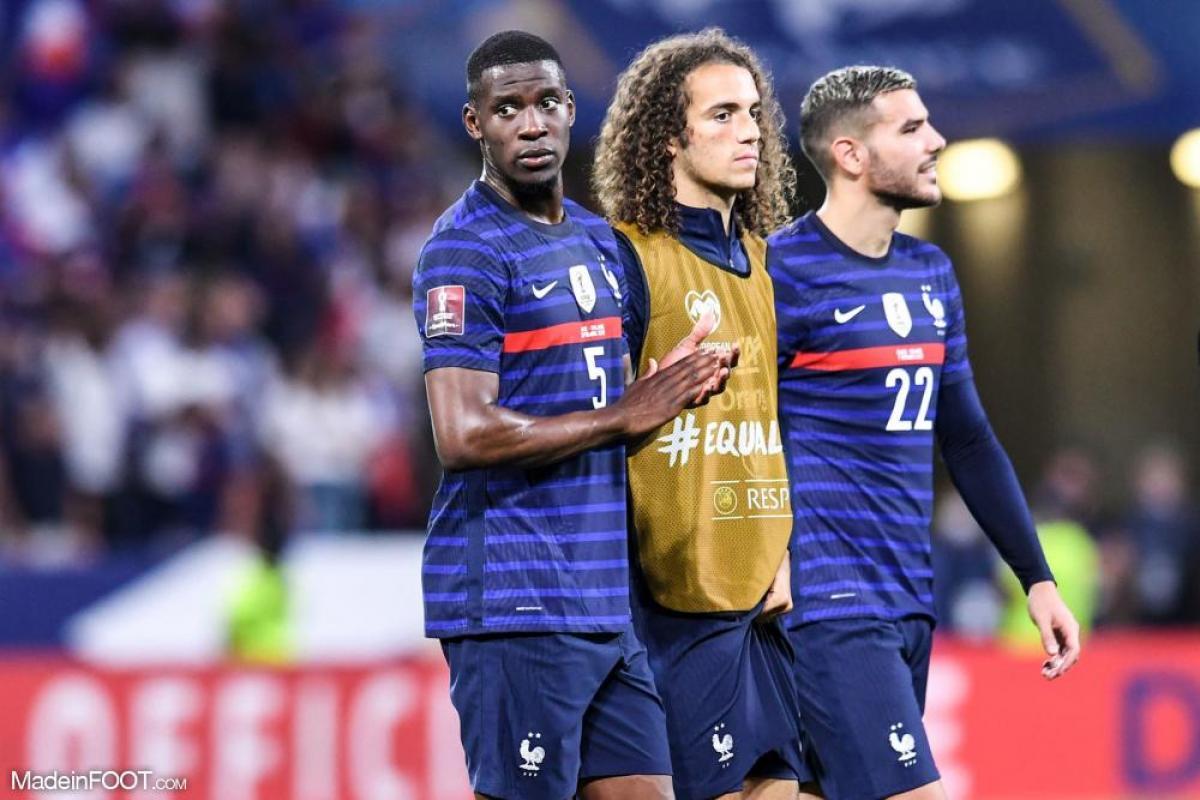 Les compositions officielles de Belgique - France sont tombées !