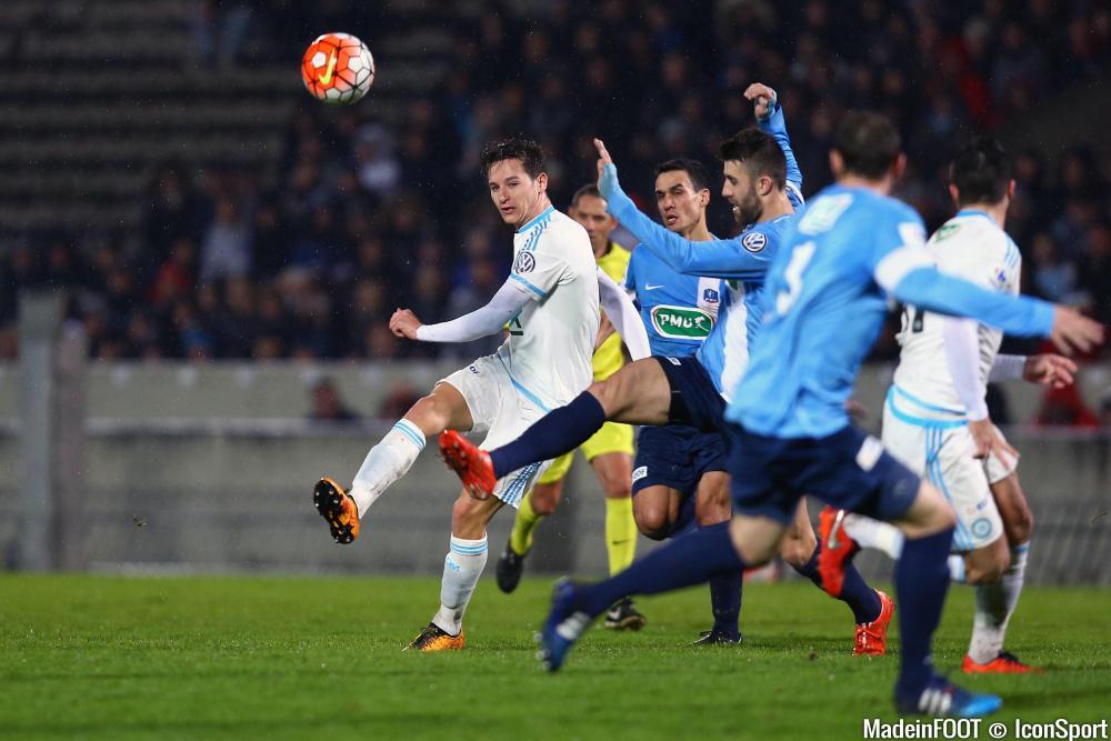 Les compos officielles du match entre Granville (CFA 2) et l'OM.