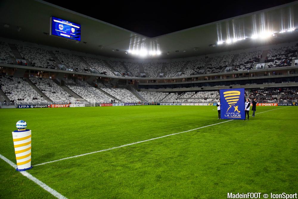 Clap de fin pour la Coupe de la Ligue !