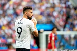 Giroud ne veut pas retrouver la France tout de suite