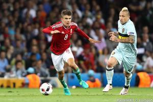 Adam Nagy plaît aussi à Southampton.