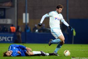 Stéphane Sparagna (OM) est prêté à l'AJA (Ligue 2) cette saison.