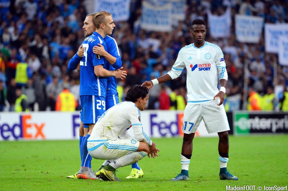 Karim Rekik s'est montré extrêmement fébrile contre Monaco.