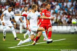 Les compos officielles du match entre Ostende et l'OM.