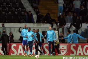Patrice Evra (OM) a perdu ses nerfs, ce jeudi soir à Guimaraes.