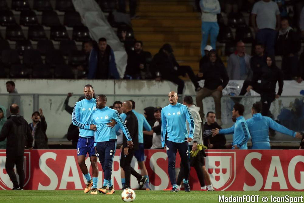 Patrice Evra ne devrait plus rejouer sous les couleurs de l'OM...