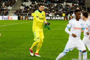 Yohann Pelé n'a plus qu'un an de contrat à Marseille.