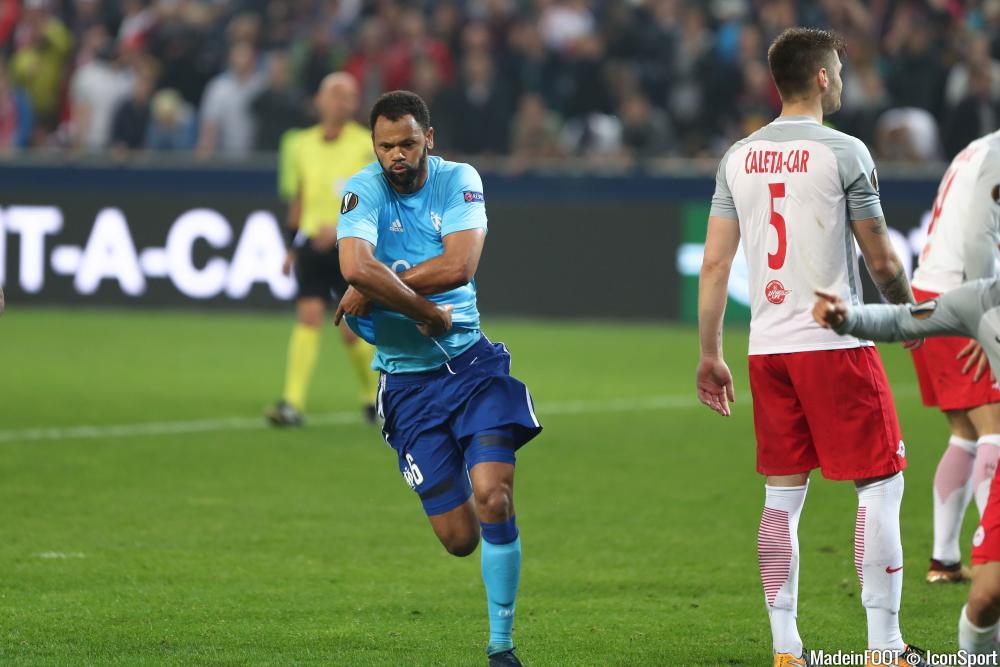 Rolando a porté les couleurs de l'OM de 2015 à 2019.