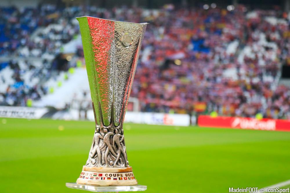 Le tirage au sort de la Ligue Europa a été effectué ce vendredi