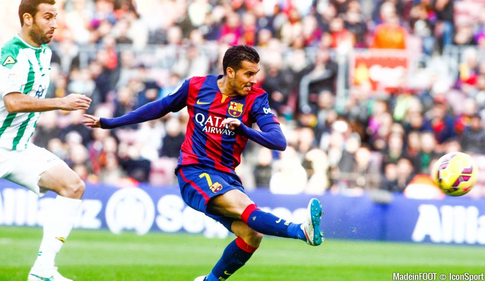 Pedro laisse un vide derrière lui au Barça, et il ne sera pas simple de le combler.