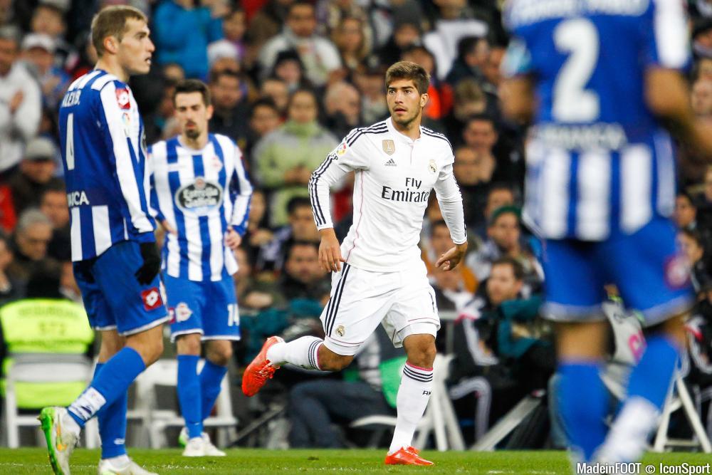 Lucas Silva pourrait bientôt retrouver le Real Madrid.