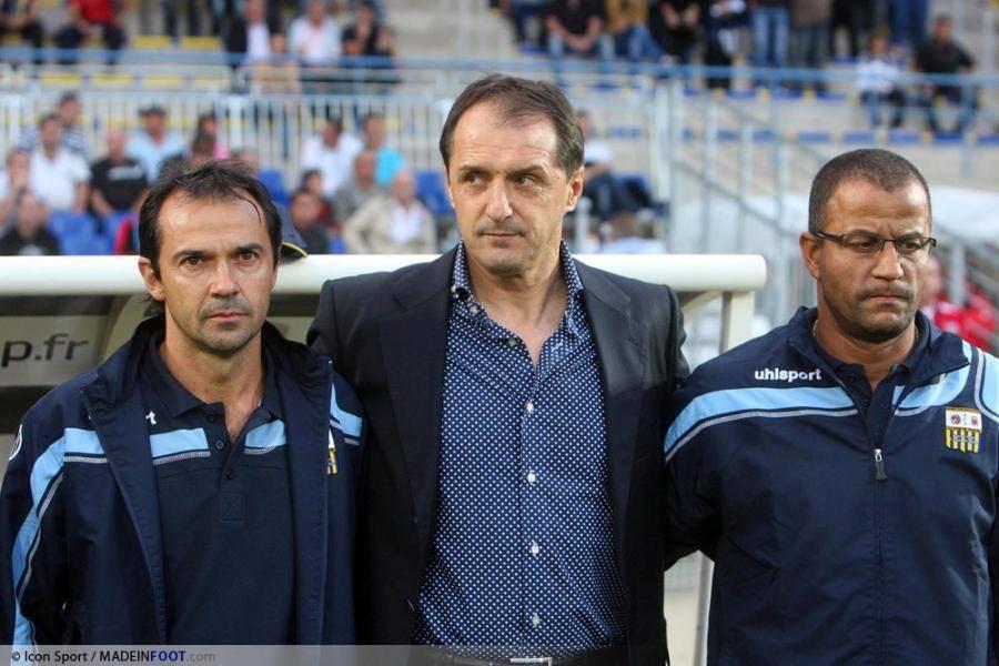 Faruk Hadzibegic a failli entraîner l'OM.