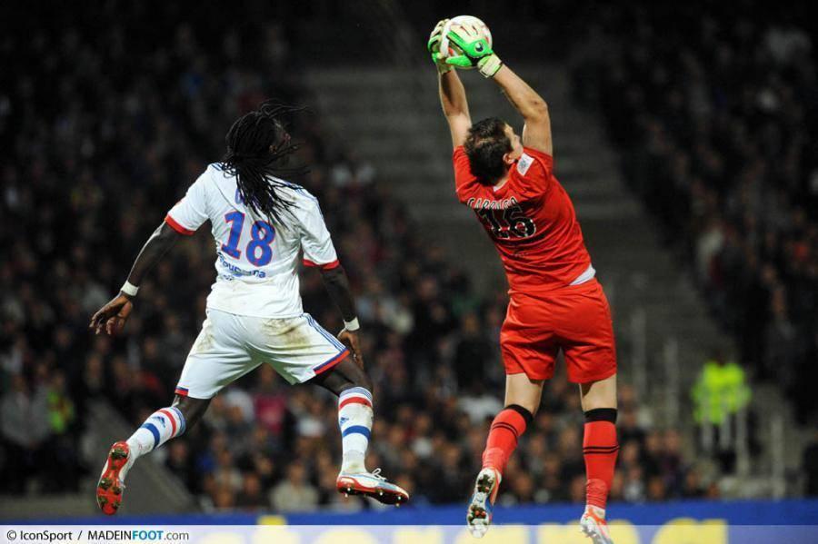 Gomis n'en voulait pas aux arbitres malgré certaines décisions contestables au cours de la défaite concédée contre les Girondins de Bordeaux