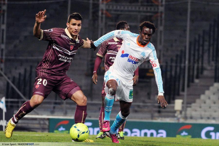 Modou Sougou n'aura jamais réussi à s'imposer à Marseille.