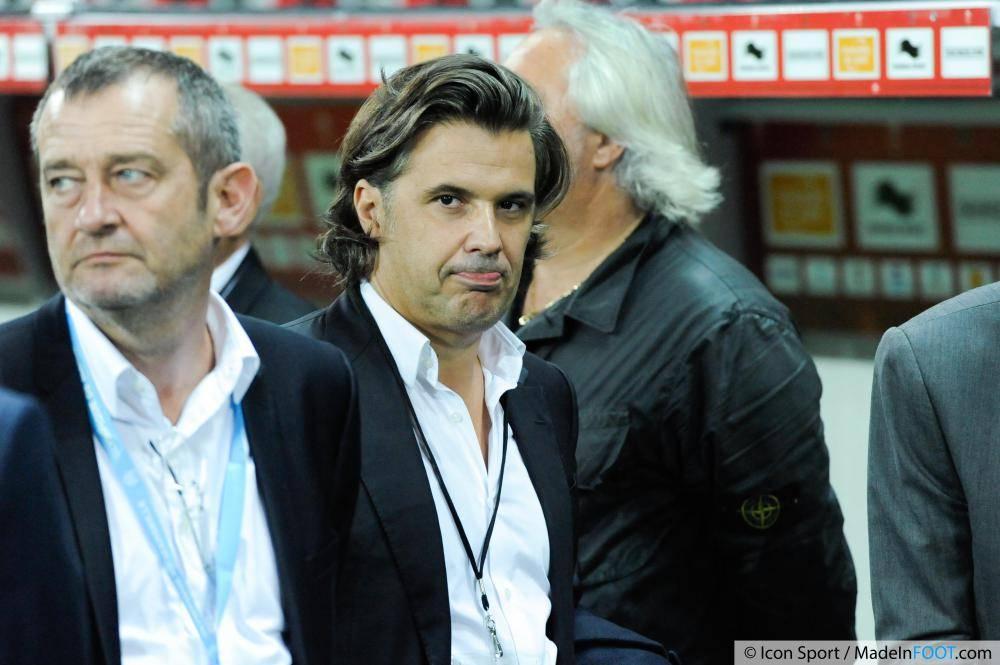Vincent Labrune est dans l'attente d'une décision de Marcelo Bielsa.