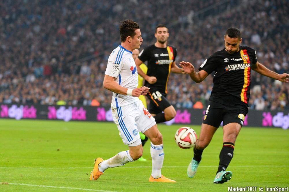 Thauvin intéresse l'AS Roma