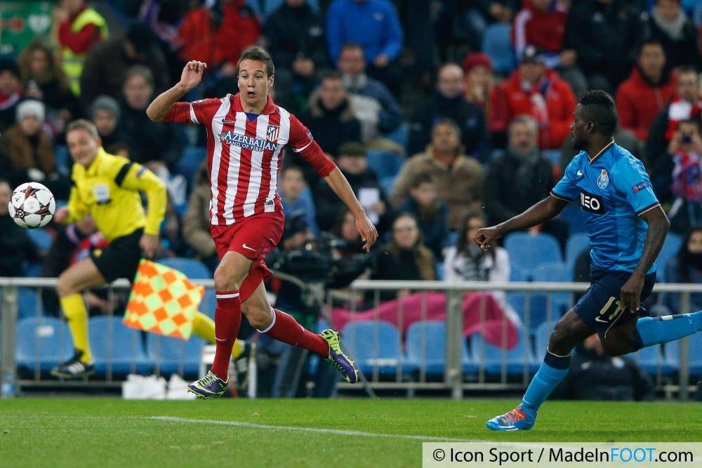 Javier Manquillo n'est pas certain d'évoluer à l'Atlético la saison prochaine.