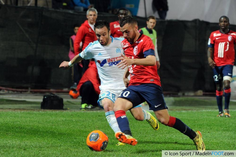 Valbuena est remis de sa blessure et sera apte pour la réception de l'Olympique Lyonnais