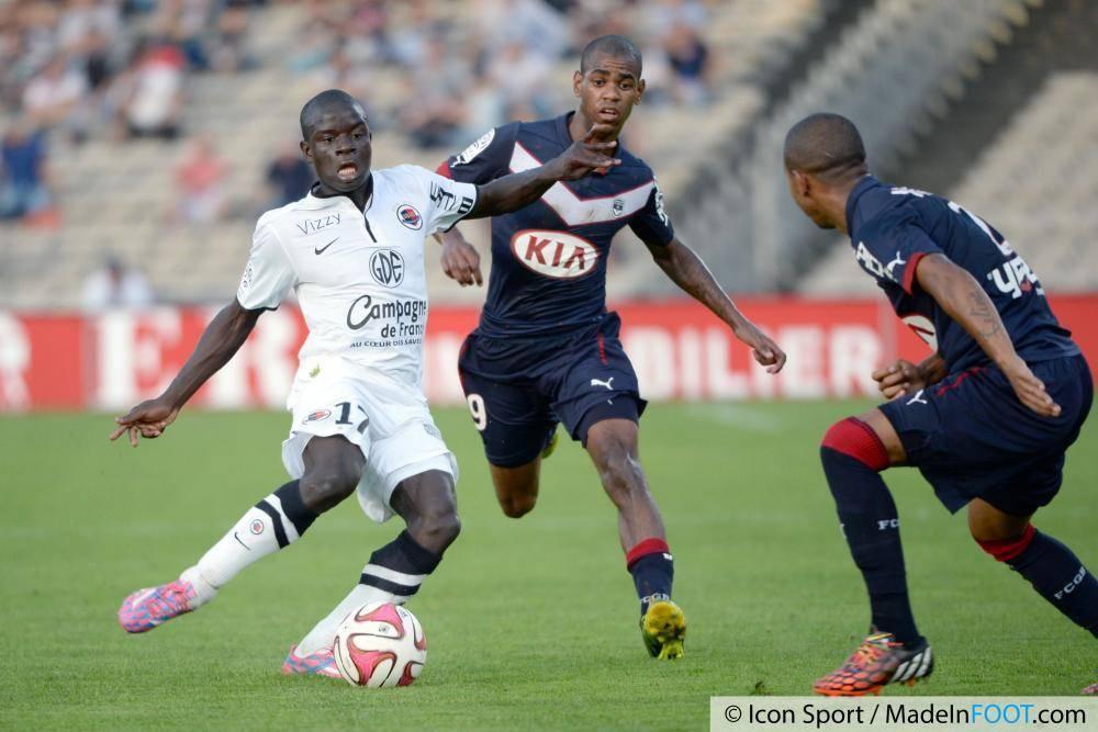 Ngolo Kanté devrait quitter le Stade Malherbe cet été.