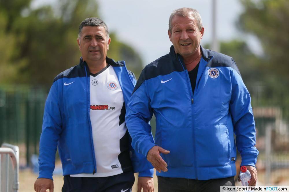 Courbis et le MHSC se préparent à défier l'Olympique de Marseille