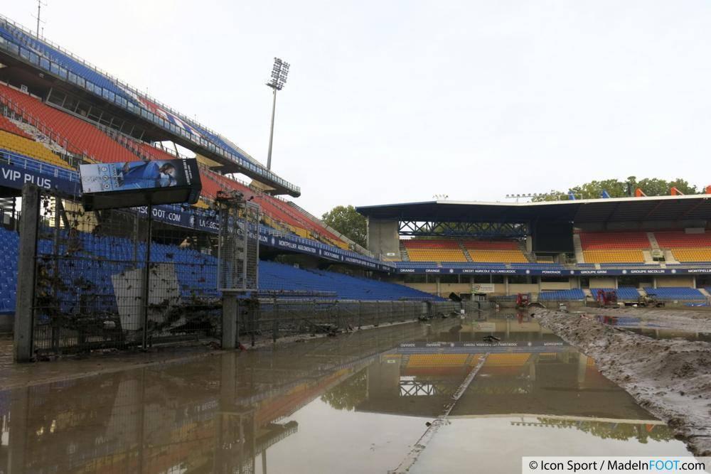 Le Stade de La Mosson sera remis à temps pour recevoir l'OM
