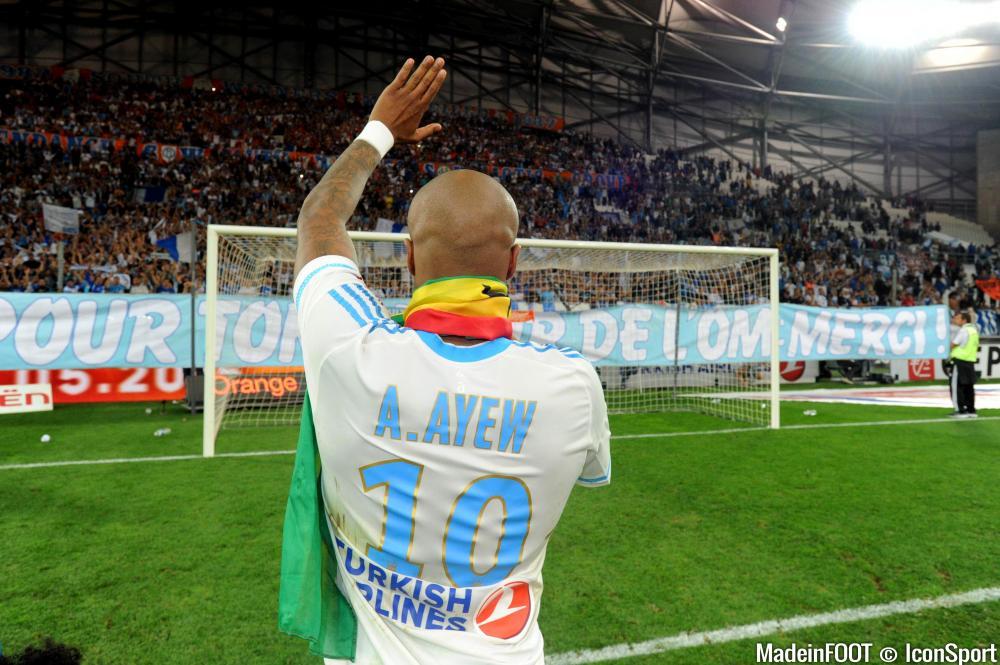André Ayew (OM) n'a pas encore tranché concernant son avenir.