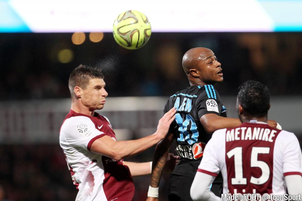 L'album photo de la rencontre entre le FC Metz et l'OM.