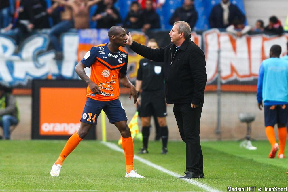 L'Olympique de Marseille suit avec attention le profil de Bryan Dabo (MHSC).