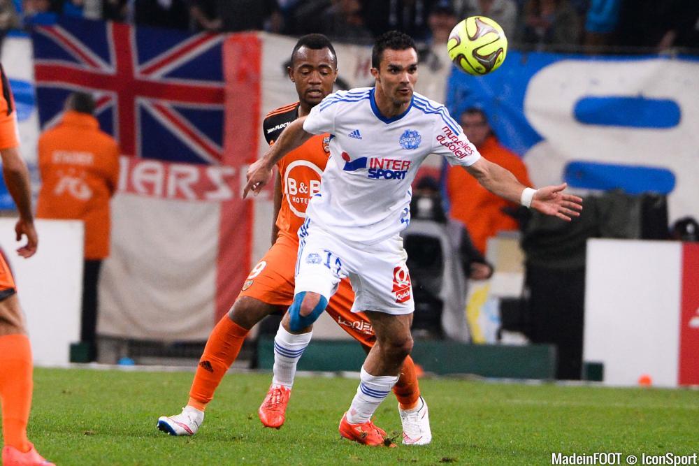Jérémy Morel s'est engagé pour trois ans avec l'Olympique Lyonnais.