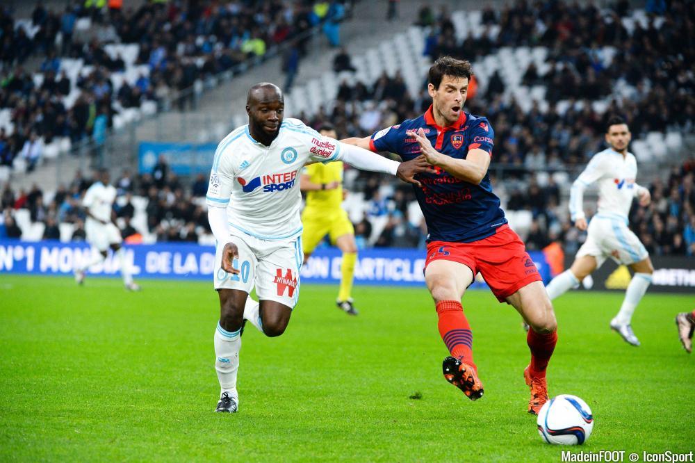 Lassana Diarra n'est pas encore assuré de jouer à l'OM cette saison.