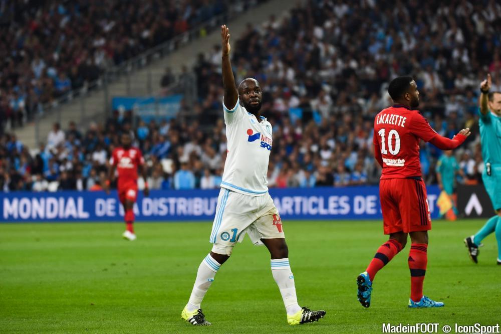 Lassana Diarra (OM) est de retour à son meilleur niveau.