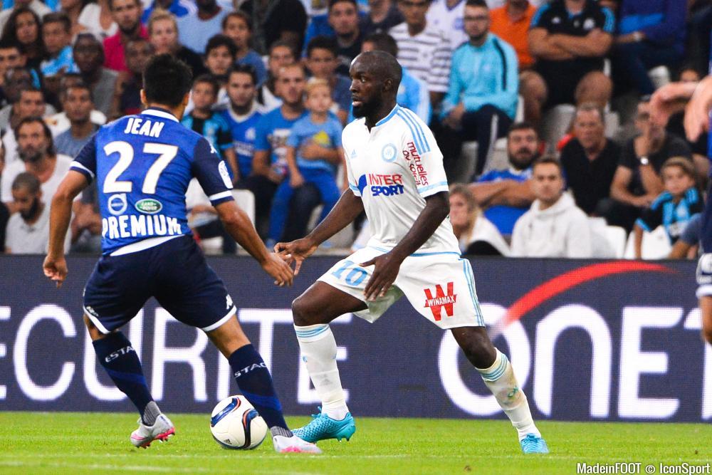 Lassana Diarra n'ira pas à Ajaccio demain.