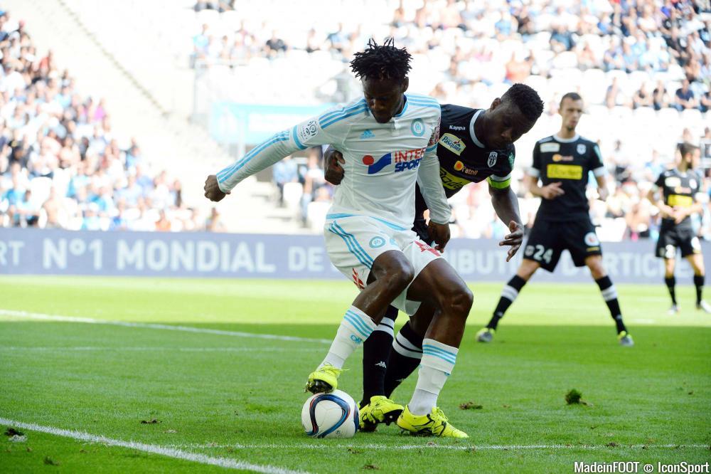 Les compos officielles du match entre le SCO Angers et l'OM.
