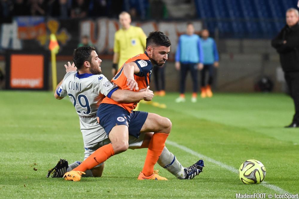 Sanson reste à Montpellier une année de plus.
