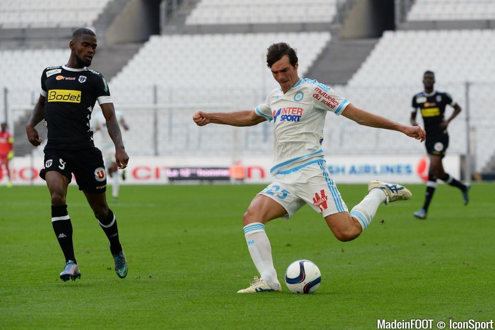 Paolo De Ceglie ne compte que trois titularisations en Ligue 1.