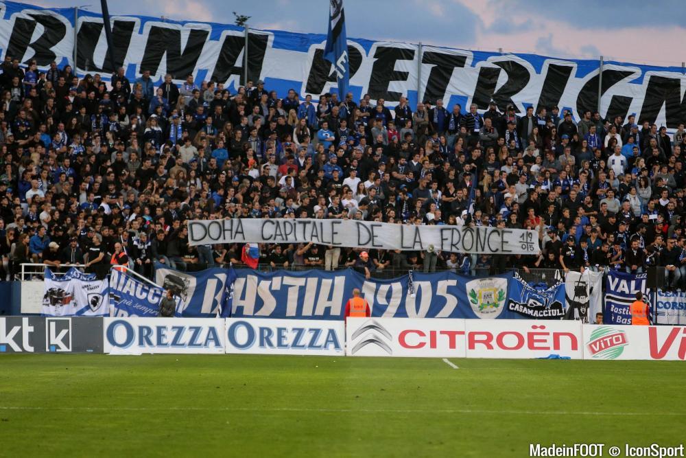 Les supporters Bastiais vont-ils être sanctionnés ?