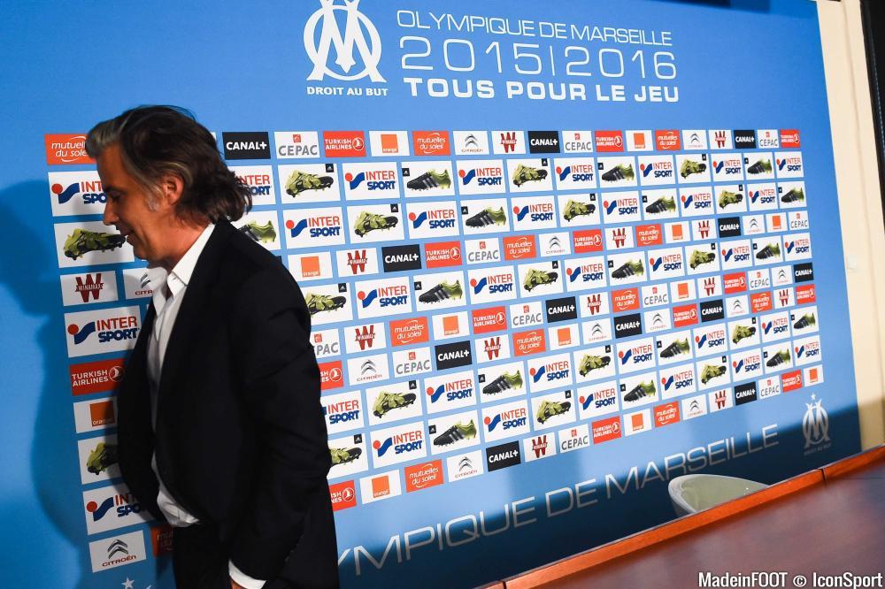 Malgré son départ de l'OM, Labrune est resté un personnage influent du foot français...